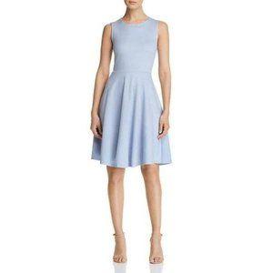 NWT T Tahari Eventide Sleeveless Fit & Flare Dress